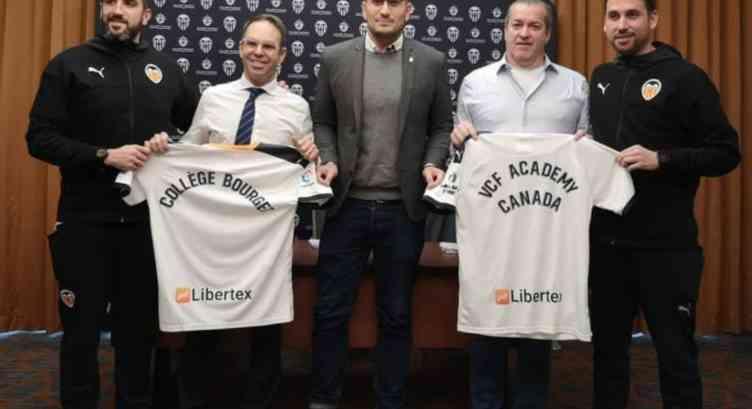 Un partenariat avec le Club de Football Valencia